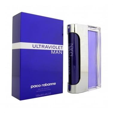 Paco Rabanne Ultraviolet Man - 100ml Eau De Toilette Spray