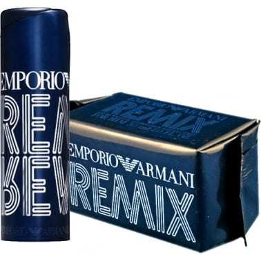 Emporio Armani Remix For Men - 50ml Eau De Toilette Spray.