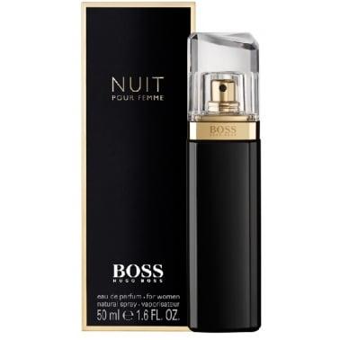 Hugo Boss Nuit Pour Femme - 50ml Eau De Parfum Spray.