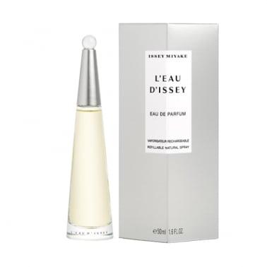 Issey Miyake L'eau D'issey - 50ml Eau De Parfum Refillable Spray.