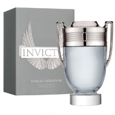 Paco Rabanne Invictus - 100ml Eau De Toilette Spray.