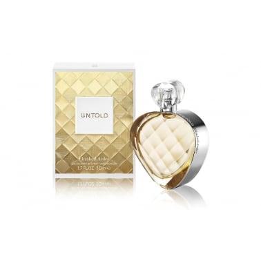 Elizabeth Arden Untold - 50ml Eau De Parfum Spray.