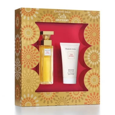 Elizabeth Arden 5th Avenue - 30ml Perfume Gift Set and 50ml Body Lotion.