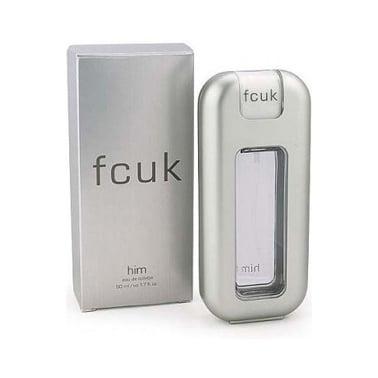 FCUK French Connection For Him - 100ml Eau De Toilette Spray