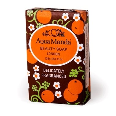 Aqua Manda London - 105g Beauty Soap.