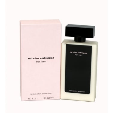 Narciso Rodriguez Her - 200ml Body Lotion.