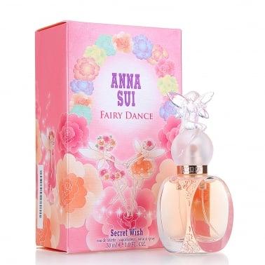 Anna Sui Fairy Dance Secret Wish - 30ml Eau De Toilette Spray.