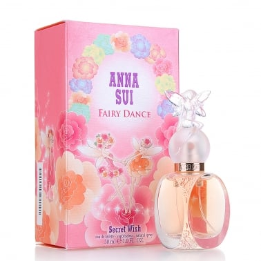 Anna Sui Fairy Dance Secret Wish - 50ml Eau De Toilette Spray.