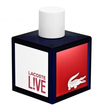 Lacoste Live Pour Homme - 100ml Eau De Toilette Spray.