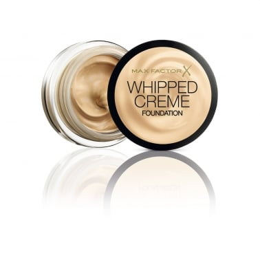 Max Factor Whipped Creme Foundation - 60 Sand.