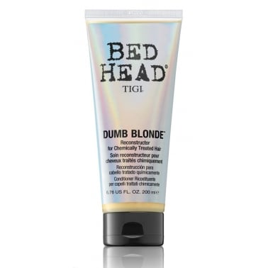 Tigi Bed Head Dumb Blonde Reconstructor For Chemically Treated Hair 750ml.