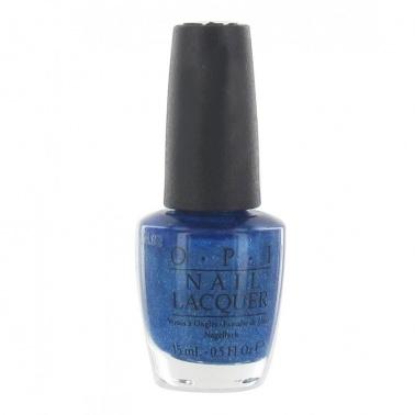 OPI Nail Lacquer / Varnish - NL 903 Blue Chips.