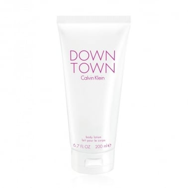 Calvin Klein DownTown - 200ml Perfumed Body Lotion.