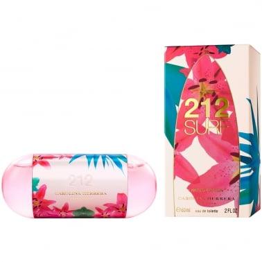 Carolina Herrera 212 Surf Edition - 60ml Eau De Toilette Spray.