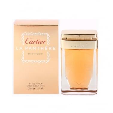 Cartier La Panthere - 75ml Eau De Parfum Spray.
