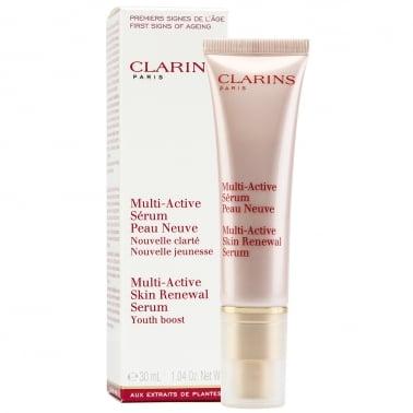 Clarins 30ml Multi Active Skin Renewal Serum