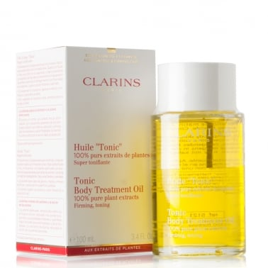 Clarins 100ml Body Treatment Oil - Tonic