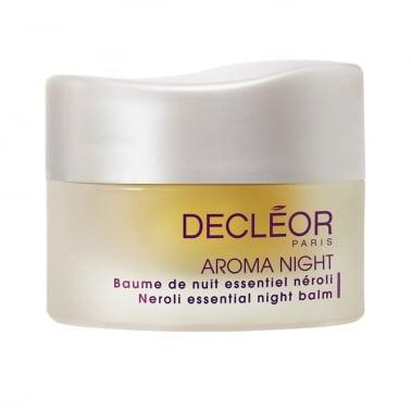 Decleor Aromessence Neroli Hydrating Night Balm (Dehydrated Skin) 15ml.