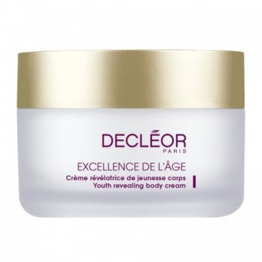 Decleor Excellence de l'Age Youth Revealing Body Cream 200ml.