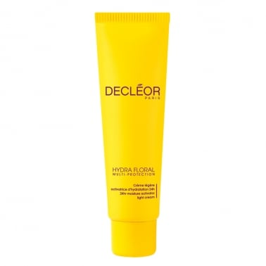 Decleor Hydra Floral Multi-Protection 24hr Moisture Activator Light Cream 30ml.