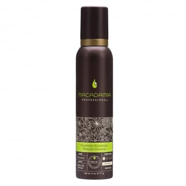 Macadamia 171g Foaming Volumizer Mousse Volume