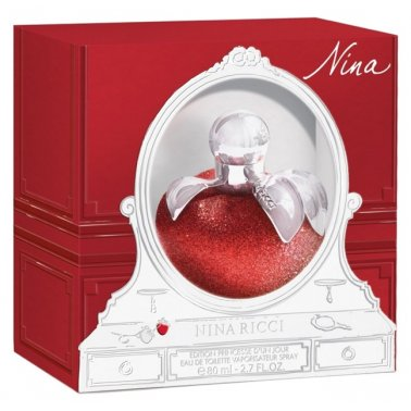 Nina Princess for a Day Limited Edition 80ml Eau De Toilette Spray.