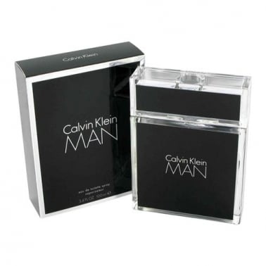 Calvin Klein Man - 100ml Aftershave Splash.