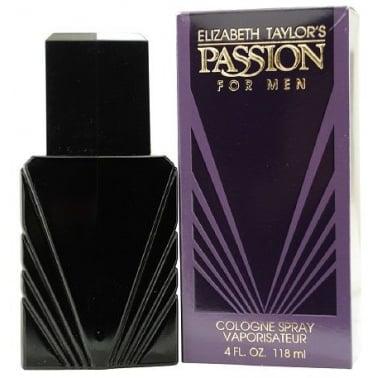 Elizabeth Taylor Passion for Men - 118ml Eau De Cologne Spray.