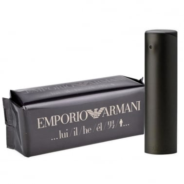 Emporio Armani He - 100ml Eau De Toilette Spray