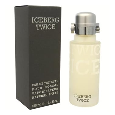 Iceberg Twice Pour Homme - 125ml Eau De Toilette Spray.
