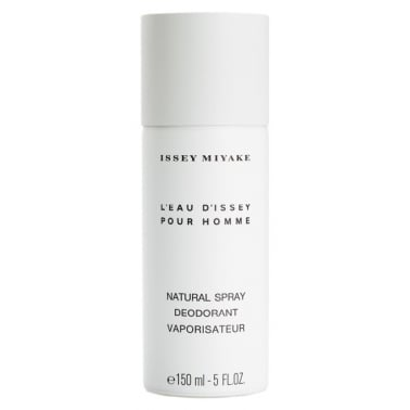 Issey Miyake L'eau D'issey For Men - 150ml Deodorant Spray.