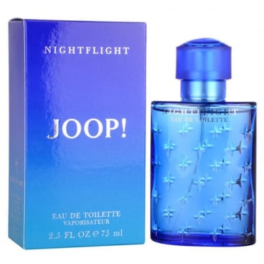 Joop! Night Flight Pour Homme - 125ml Eau De Toilette Spray.