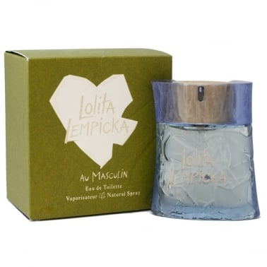 Lolita Lempicka Au Masculin - 100ml Eau De Toilette Spray.