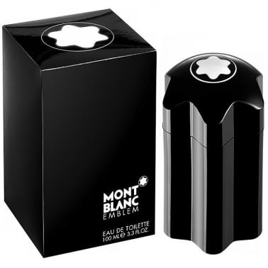 Mont Blanc Emblem For Men - 100ml Eau De Toilette Spray.