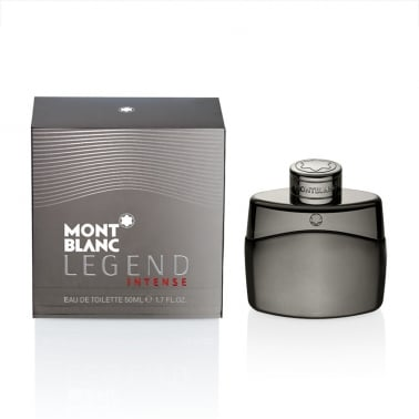 Mont blanc Legend Intense - 50ml Eau De Toilette Spray.