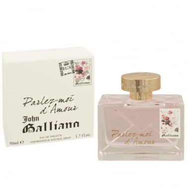 John Galliano Parlez-Moi d'Amour - 30ml Eau De Parfum Spray.