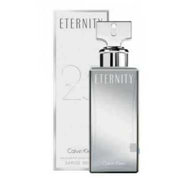 Calvin KIein 100ml Eau De Parfum Spray 25th Year Anniversary Edition.