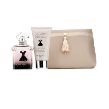 Guerlain La Petite Robe Noire 50ml Perfume Gift Set 75ml Body Lotion / Bag