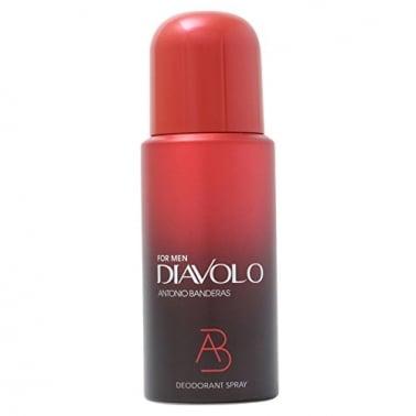 Antonio Banderas Diavolo Pour Homme 150ml Deodorant Spray