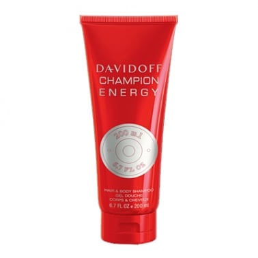 Davidoff Champion Energy 200ml Hair & Body Shampoo