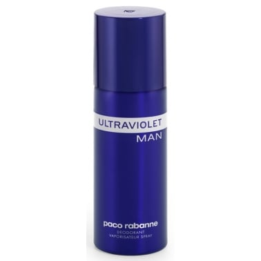 Paco Rabanne Ultraviolet Man - 150ml Deodorant Spray.