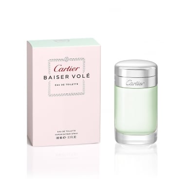 Cartier Baiser Vole - 50ml Eau De Parfum Spray.