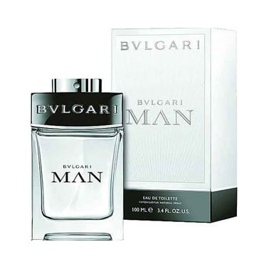 Bvlgari Man - 100ml Aftershave Splash.