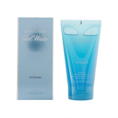Davidoff Cool Water For Women - 150ml Perfumed Shower Gel.