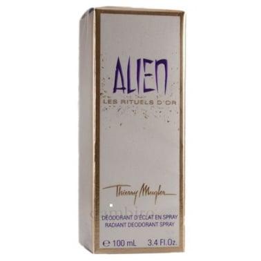 Thierry Mugler Alien - 100ml Perfumed Deodorant Spray.