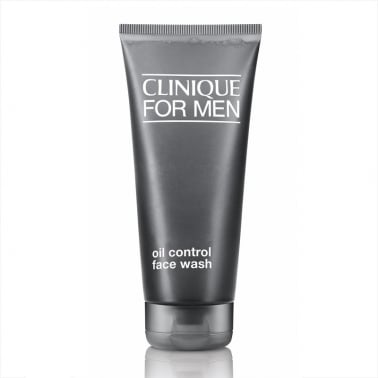 Clinique Men Oil Control Face Wash 200ml.