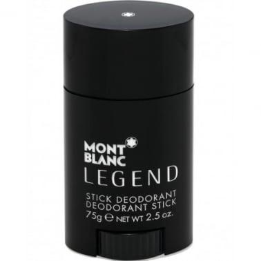 Mont Blanc Legend - 75g Deodorant Stick.
