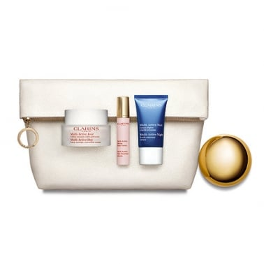Clarins Multi Active Collection Skin Smoother Gift Set