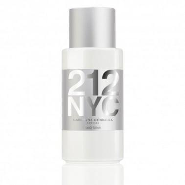 Carolina Herrera 212 For Women - 200ml Perfumed Body Lotion.