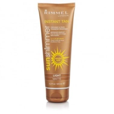 Rimmel Sun Shimmer Instant Tan - Medium Shimmer